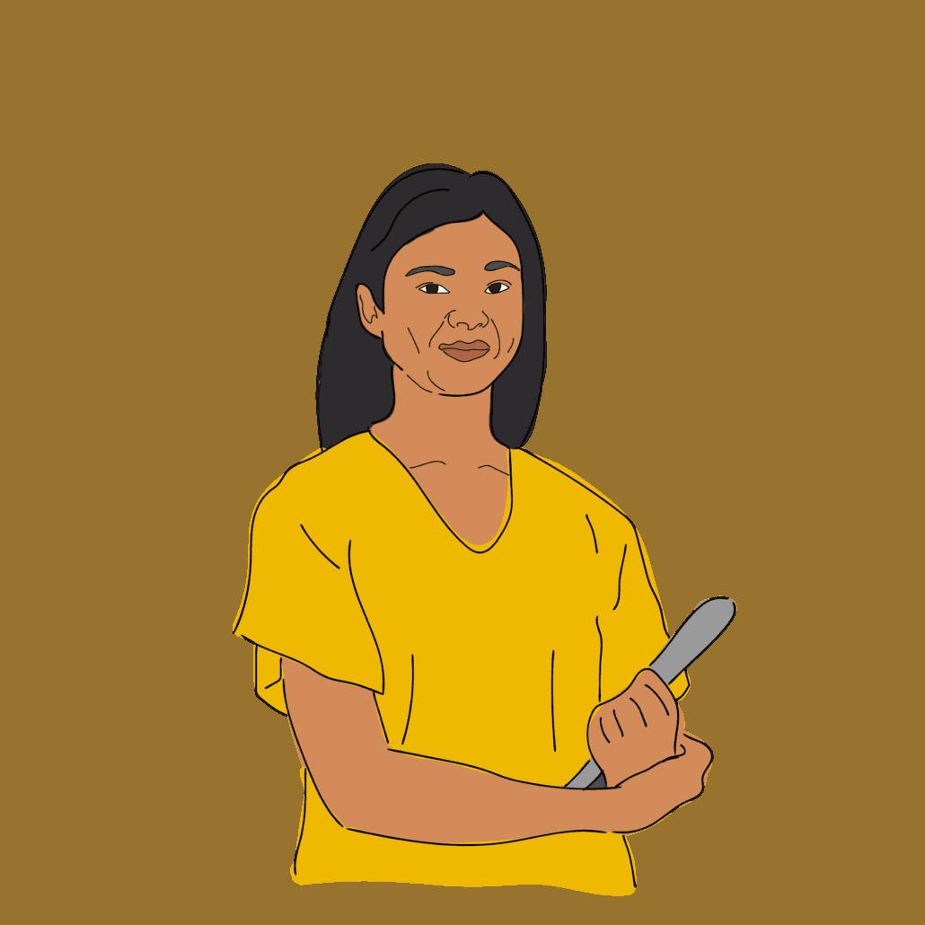 Female Physiotherapist